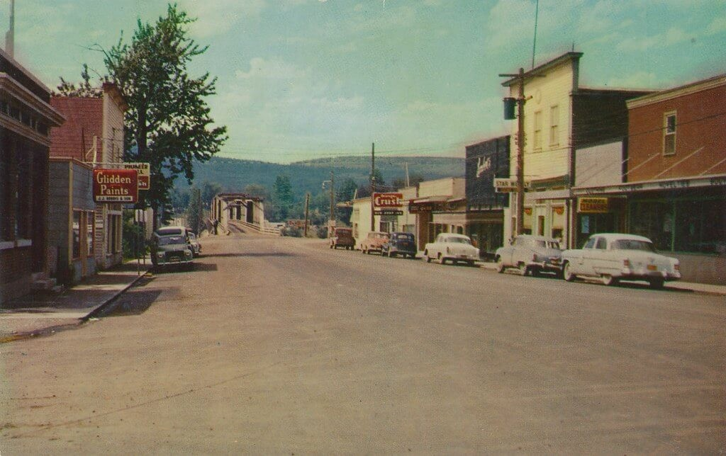 """Picture for article """"History of Quesnel, BC"""""""