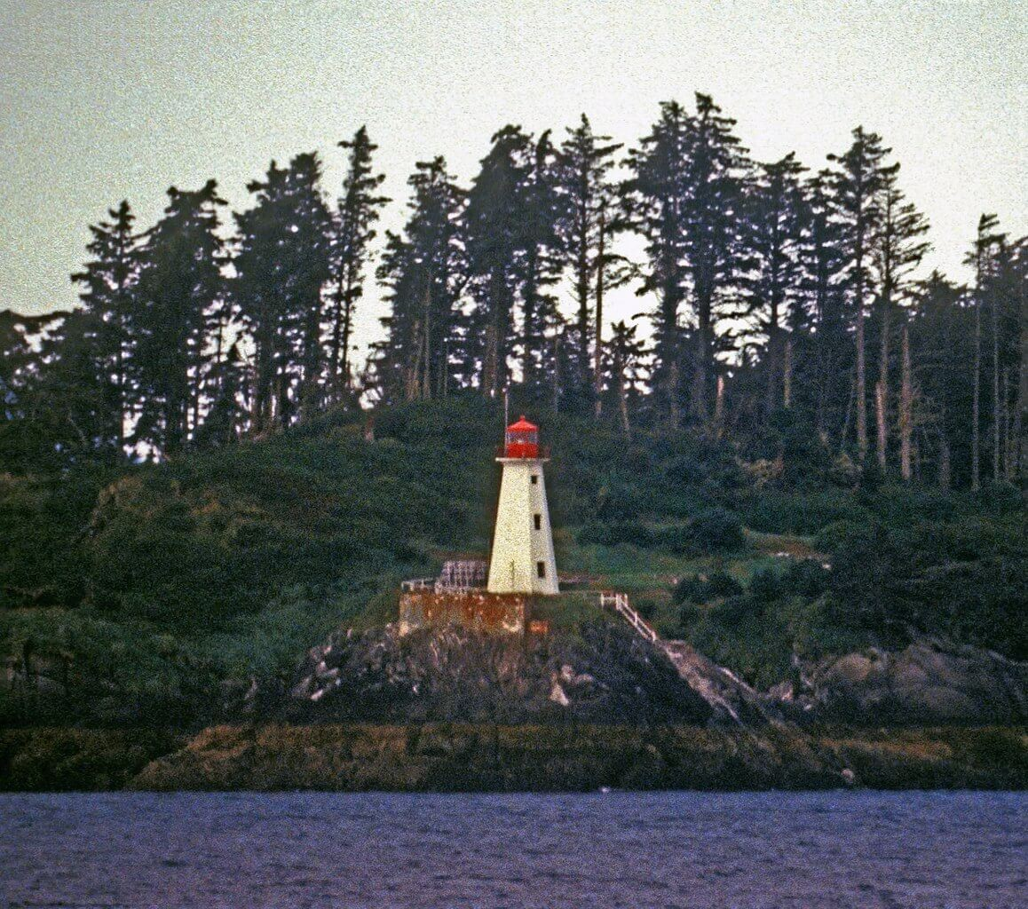 Lucy Island Lighthouse in Prince_Rupert, BC