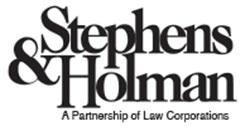 Stephens & Holman logo