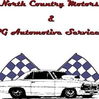 North Country Motors logo