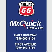 Mr Quick Lube & Oil logo