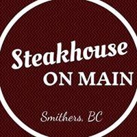 Steakhouse On Main logo