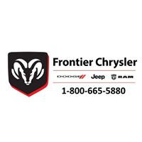 Frontier Chrysler Dodge Jeep Ram logo