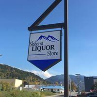 Skeena Liquor Store logo