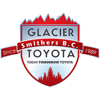 Glacier Toyota logo