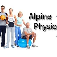 Alpine Physiotherapy logo