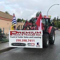 Premium Truck & Trailer Inc logo