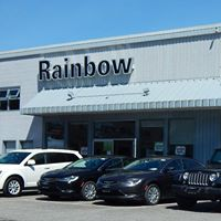 Rainbow Chrysler Dodge Jeep Ltd logo