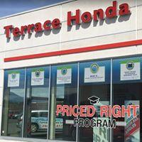 Terrace Honda logo