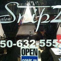 Snipz Salon logo