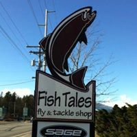 Fish Tales Tackle Shop logo