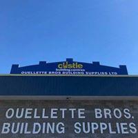 Ouellette Bros Building Supplies Ltd logo
