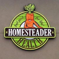 Homesteader Health Foods Ltd logo
