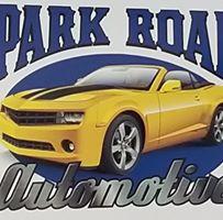 Park Road Automotive logo