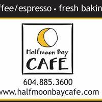 Halfmoon Bay Cafe logo