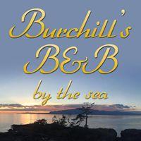 Burchill's B&B By The Sea logo
