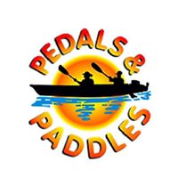 Pedals & Paddles logo