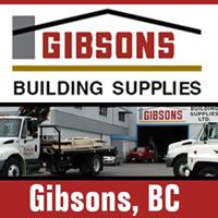 Gibsons Building Supplies Ltd logo