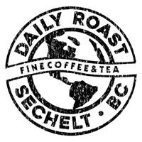 The Daily Roast Fine Coffee Co logo