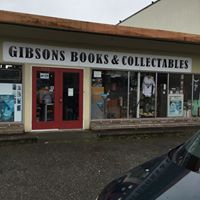 Gibsons Books & Collectables logo