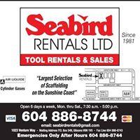 Seabird Rentals Ltd logo