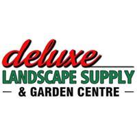 Deluxe Landscape Supply & Garden Centre logo