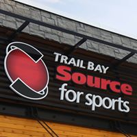 Trail Bay Source For Sports logo