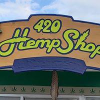 420 Hemp Shop Ltd logo