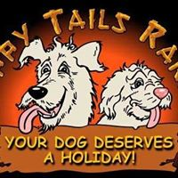 Happy Tails Ranch logo