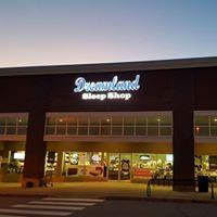 Dreamland Sleep Shop logo