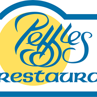 Pebbles Restaurant logo