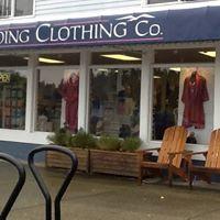 The Landing Clothing Co logo
