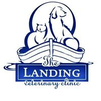 The Landing Veterinary Clinic logo