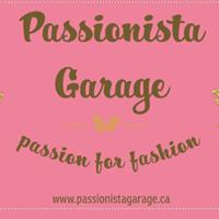 Passionista Garage logo