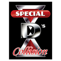 Special D's Collision logo