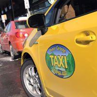 Prince George Taxi logo