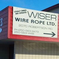 Wiser Wire Rope Ltd logo
