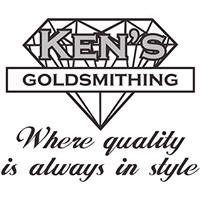 Ken's Goldsmithing Ltd logo