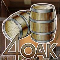 4 Oak Oil & Vinegar logo