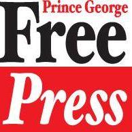 Prince George Free Press logo