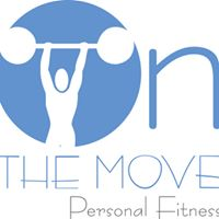 On The Move Personal Fitness logo
