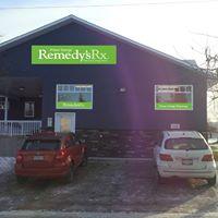 Remedy's Rx logo