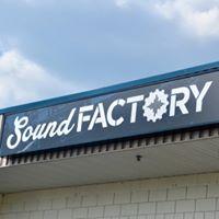 Sound Factory logo