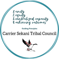 Carrier Sekani Tribal Council logo