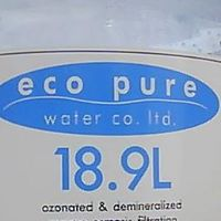Eco Pure Water Co logo