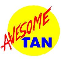 Awesome Tan logo