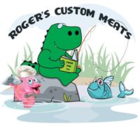 Roger's Custom Meats (1981) Ltd logo