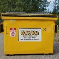 Westbin Waste logo