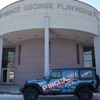 Prince George Playhouse logo
