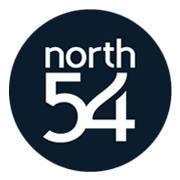 North 54 logo